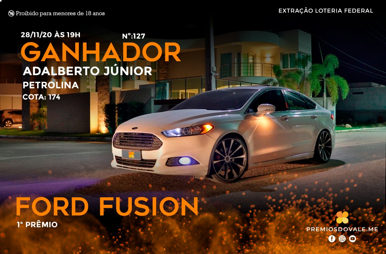 Ford Fusion  #127